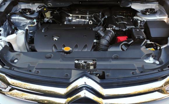 2017 Citroen Aircross Engine