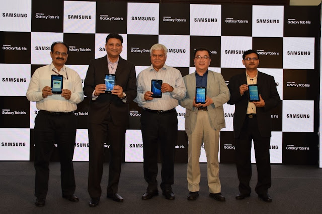 Samsung Launches 'Made in India' Galaxy Tab With Biometric TechnologySamsung Launches 'Made in India' Galaxy Tab With Biometric Technology