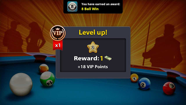 cheat 8 pool 100% menang