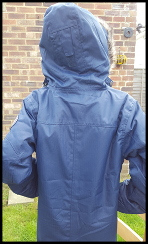 Tog 24 jacket from House of Fraser - back to school range