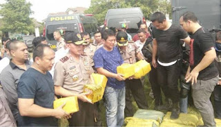 Sebelum Selundupkan Sabu 1 Ton di Serang, Pelaku Survei 3 Hotel