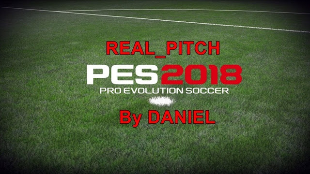 Real Pitch For PES 2018 PC