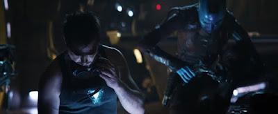 avengers 4 endgame trailer iron man nebula