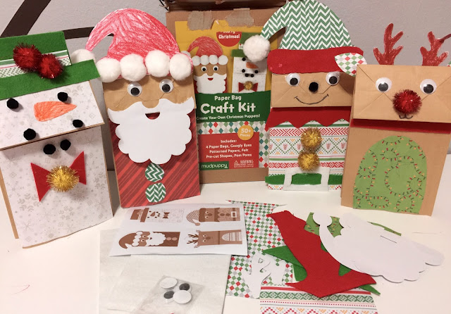 Easy Holiday Crafting with Kids