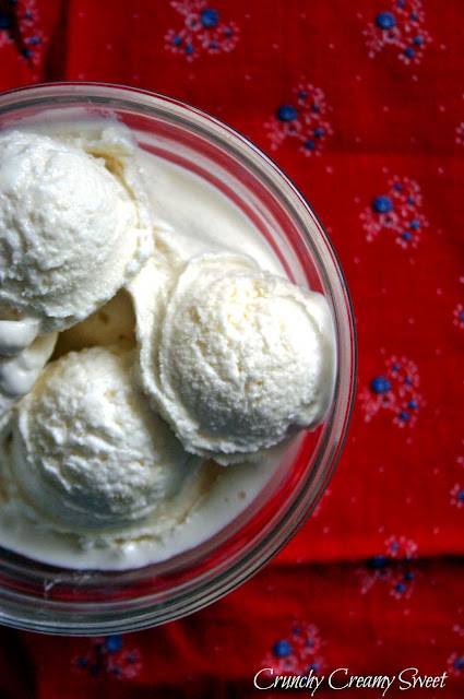 May+428a22 Whipped Milk Ice Cream { no machine }