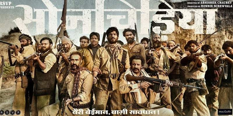 Sonchiriya Box Office Collection Poster