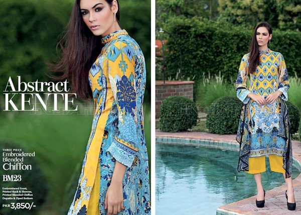 gul ahmed new collection 2017