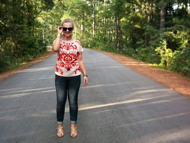 High Five for Friday | Vacation + Outfit  weekly recap featuring my vacation, an outfit, and recent posts