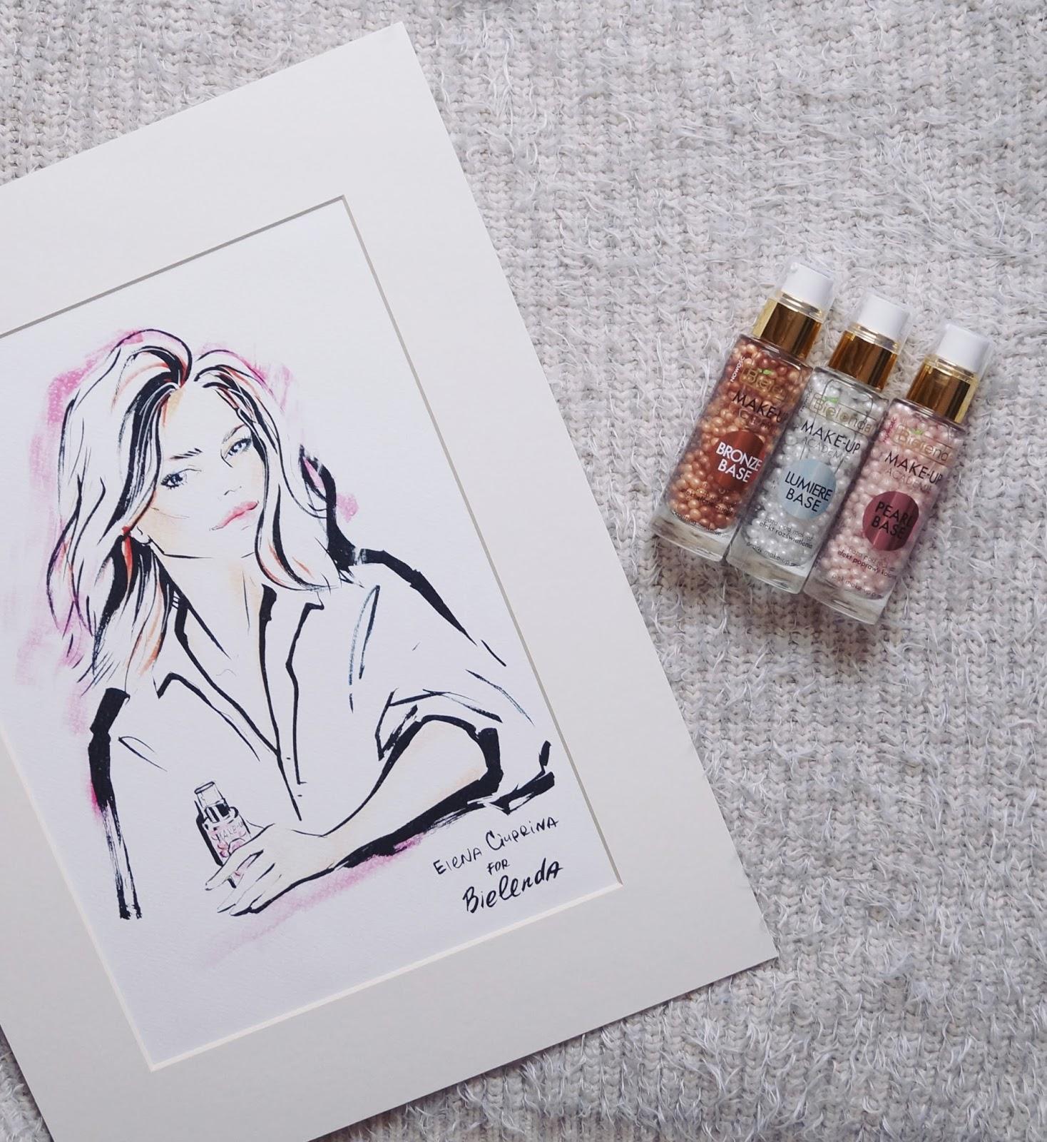 Wyrównanie kolorytu, rozświetlenie czy słoneczny blask? Bazy pod makijaż w kulkach od Bielenda Make-up Akademie