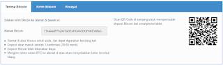 Contoh Alamat Bitcoin Anda