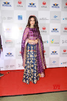 Sonakshi Sinha in Ghagra Choli at Mumbai Caring with Style~  Exclusive Galleries 004.jpg