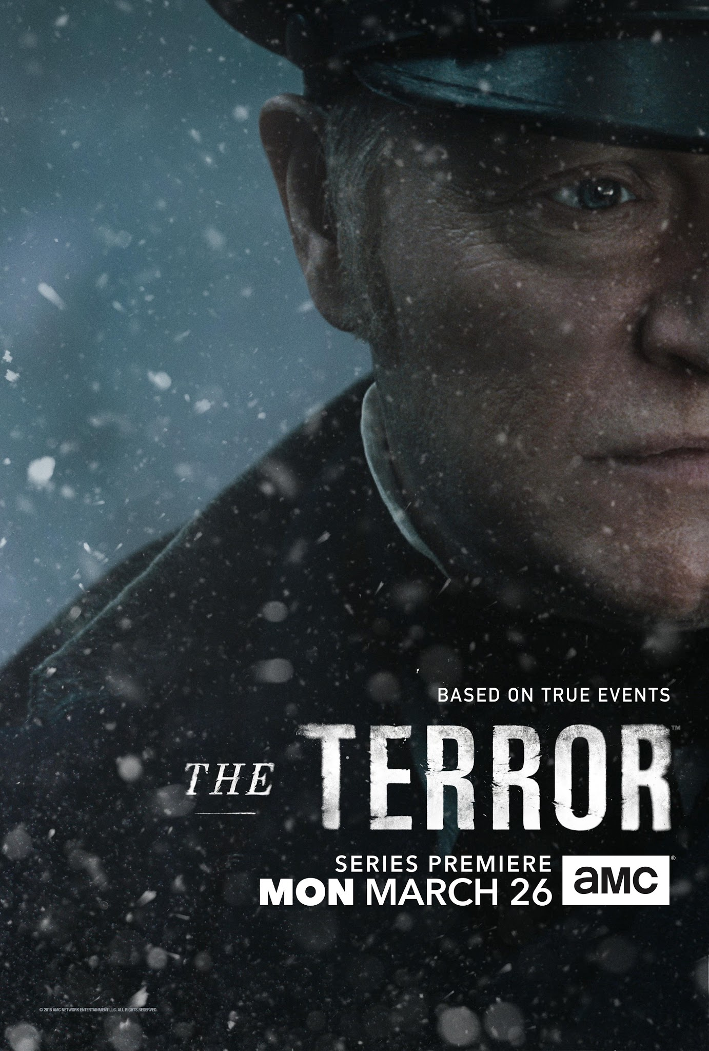 terror serial recenzja plakat franklin cozier
