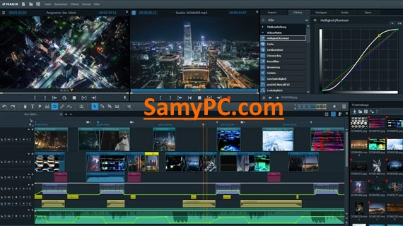 MAGIX Video Pro Free Download Full Latest Version