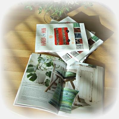nieuw haakboek: haken & huis