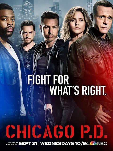 chicago pd series tv fecha estreno españa
