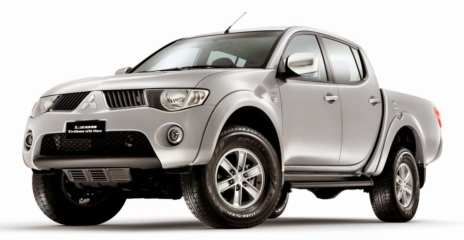 Mitsubishi Motors Will Produce A New Pickup For Fiat From 2016