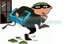 Pengertian Dan Unsur-unsur Tindak Pidana Pencurian