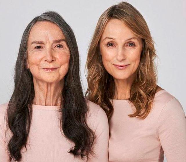 Hijas parecidas a las madres