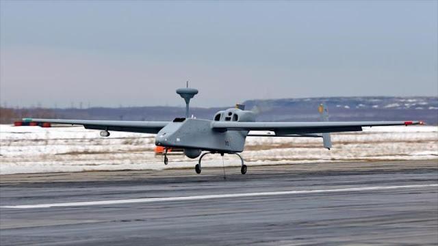 Rusia superará a EEUU e Israel en fabricación de drones militares