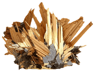 rutilo oro dorado gema | foro de minerales