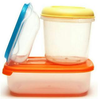 Food container dan foodprep dari plastik berbagai ukuran
