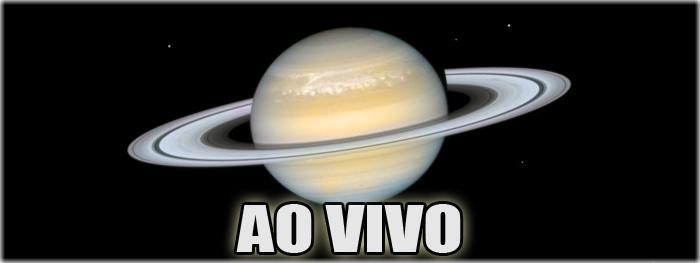 Saturno - máxima aproximação e oposição