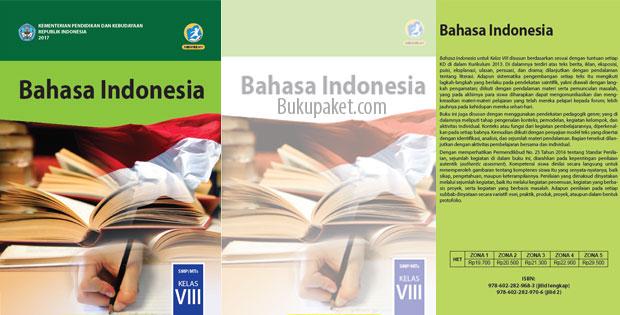Materi Bahasa Indonesia Kelas 8 Kurikulum 2013 Revisi 2017
