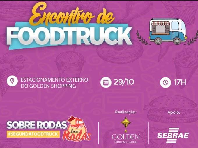 Sebrae e Golden Shopping realizam #SegundaFoodTRuck