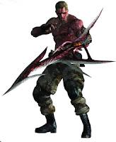 Jack Krauser Resident Evil 4 v1.0.0