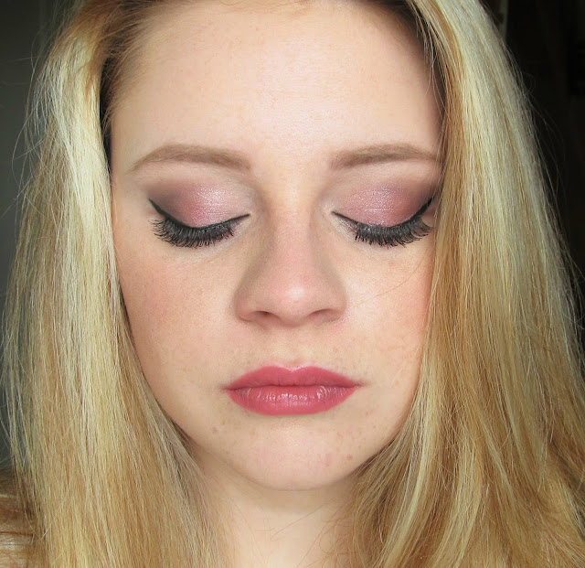 valentines day makeup