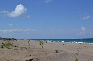 Karasu plajı.