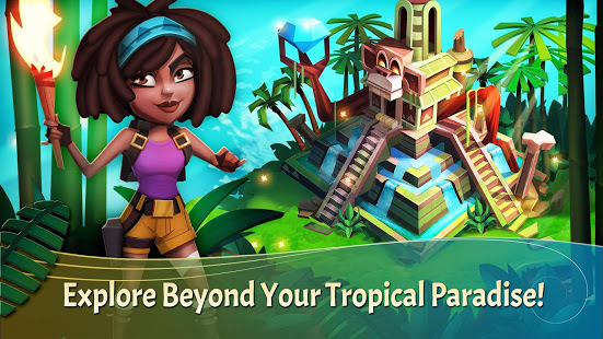 FarmVille: Tropic Escape Mod Apk Full