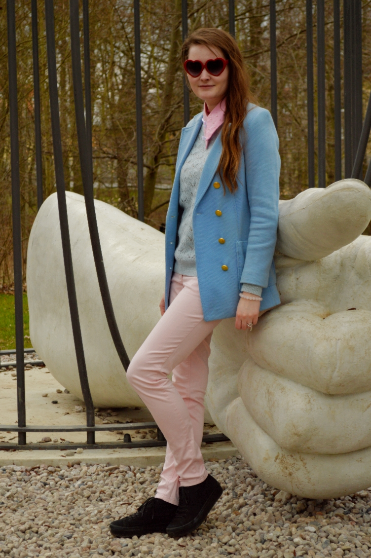 fashion blogger, quaintrelle, pantone colours, 2016 fashion trend, georgiana quaint, colour standard