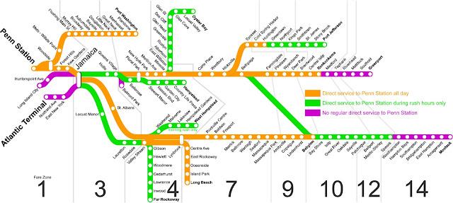long island rail road map - Ecosia