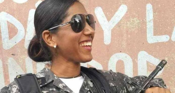 Policía Nacional cancela a sargenta que pidió protección para sus compañeros por las redes sociales