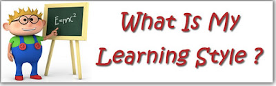 What's Your Learning Style; Removing the Stumbling Block