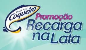 Cadastrar Promoção Coqueiro Recarga Na Lata Ganhe 10 Reais Crédito Celular