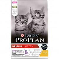 Purina Proplan Optistart Original Kitten au poulet