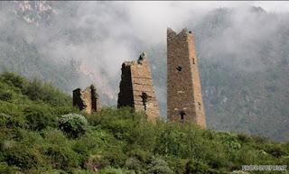 Menara Tibet Sichuan Barat