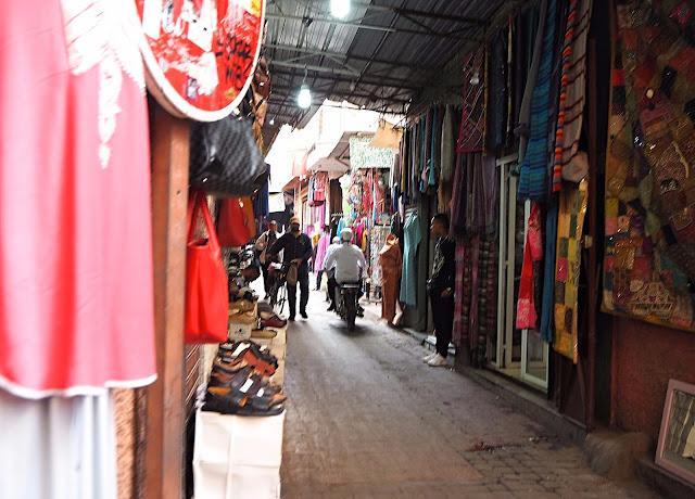 Medina side streets