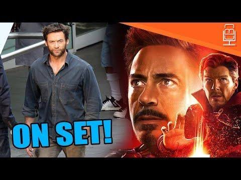 Hugh Jackman in Avengers Endgame