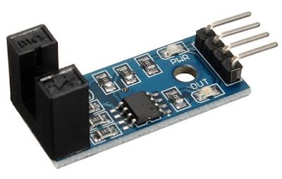 Sensor de velocidade LM393 Arduino