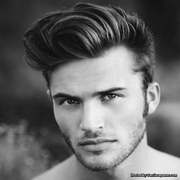 Modern Elvis Hair Style