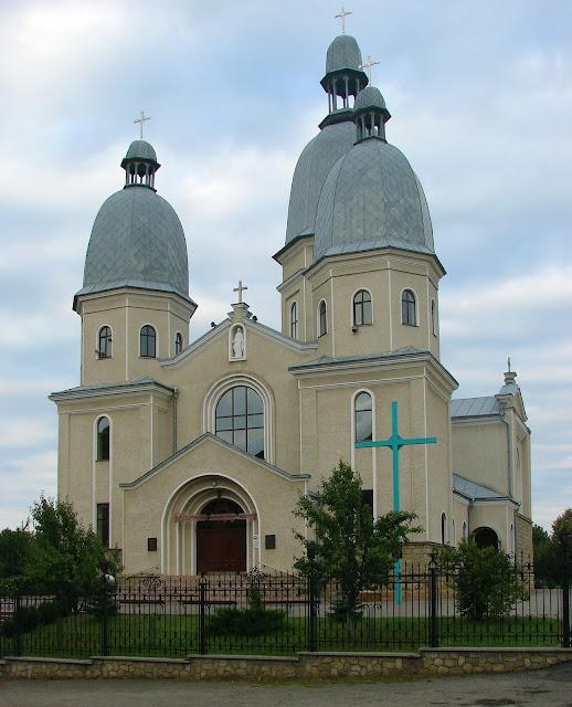 Собор в Надворной