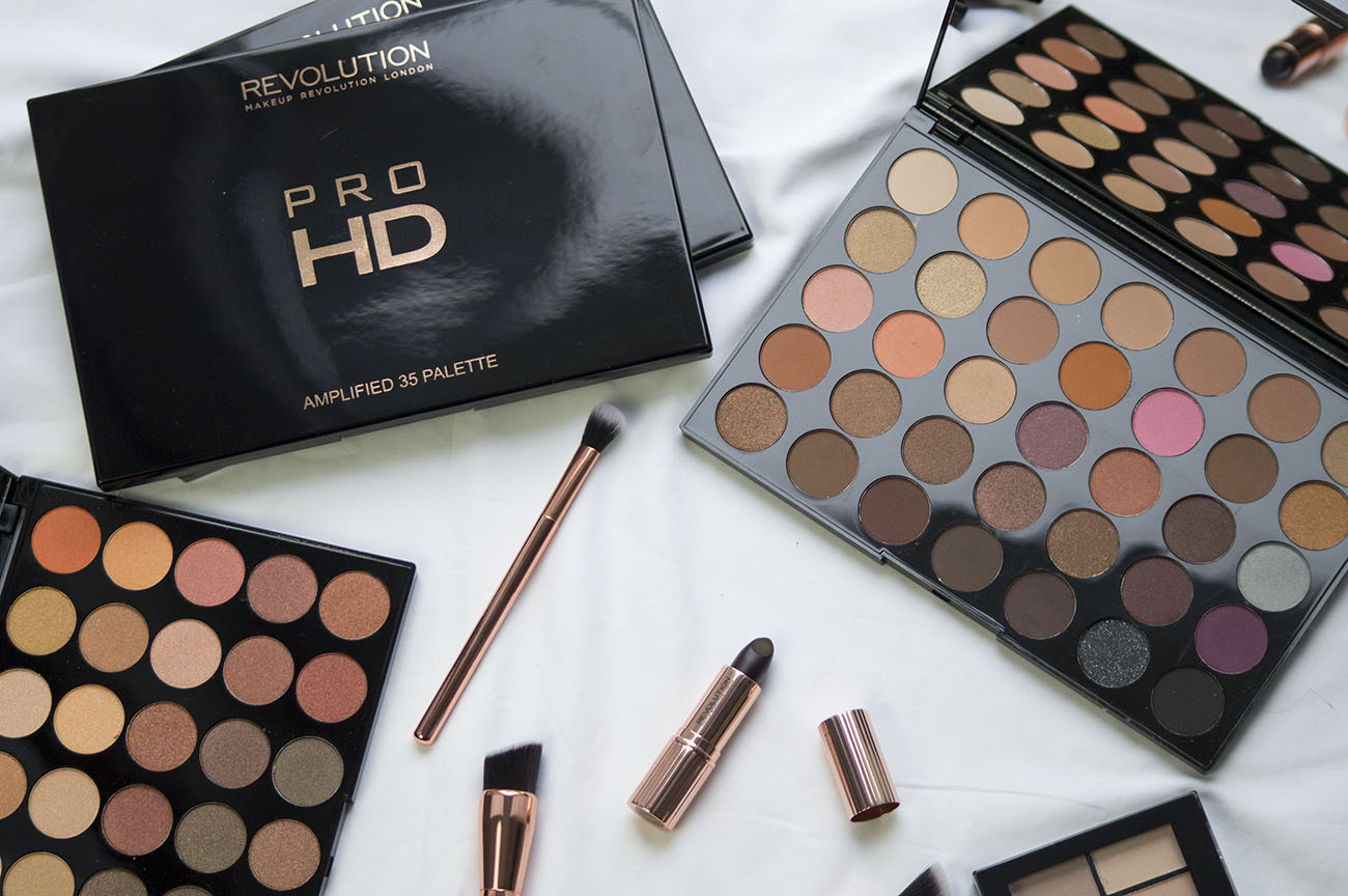 Makeup Revolution PRO HD Amplified