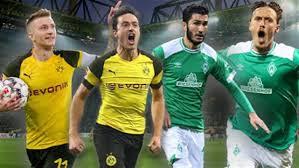 مشاهدة مباراة بوروسيا دورتموند وفيردر بريمن بث مباشر بتاريخ 22 / فبراير/ 2020 الدوري الالماني