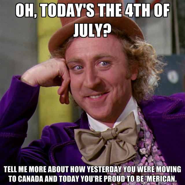 happy 4th of July 2017 memes