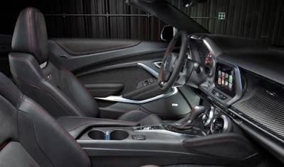 2017 Chevrolet Camaro ZL1 Automatic Convertible | Otomotif News