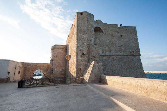 Monopoli-Castello di Carlo V
