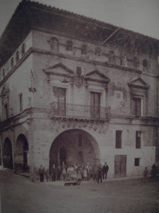 Lorenzo Alegre Margelí, última ejecución pública, Valderrobres